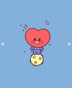 Baby Tata young days on Planet Fanart Bts, Bts Wallpaper Lyrics, Banana Art, Bts Backgrounds, Line Friends, Bts Drawings, Bts Chibi, Kawaii Wallpaper, Bts Fans