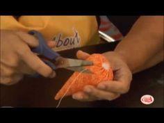 Alciana Rossi ensina a fazer uma cenoura com gabarito anjo da we care about