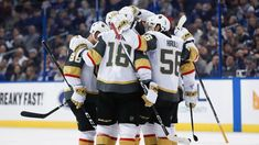 Golden Knights first NHL franchise to sweep playoff series in inaugural season