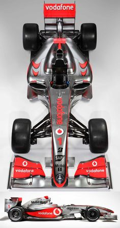 You will ❤ MACHINE Shop Café... ❤ Best of Racing @ MACHINE ❤ (The 2009 McLaren F1 Race Car)