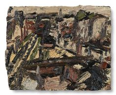 kossoff leon dalston junction no3 | painting | sotheby's l16142lot6nrsjen