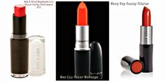 Spring 2014   Lip Color Trend