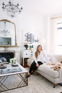 The Everygirl Cofounder Alaina Kaczmarski's Greystone Home Tour