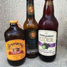 Yummy🍻 little family tasting... #bierfreundeleipzig #bier #beer #schoppebräu #cider #herrljungacider #bundaberggingerbrew #bundaberg #leipzig #family #beerlover #craftbeerlover