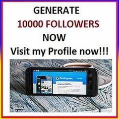 click the link in my profile bio to add up to 10000 followers.. HURRY ! Limited Time only!! #cake #new #yellow #boy #drunk #justinbieber #friend #brunette #you #sunset #cat #workout #coffee #no #fresh #of #asian #out #loveher #boys #usa by gulustur11
