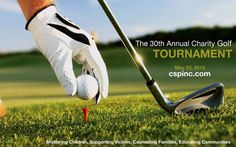It's Tee Time! Strawberry Farms Golf Club in Irvine will host the 30th Annual Swing For Kids Golf Tournament, a charity tournament to benefit children at the CSP Children's Shelters and Family Counseling Programs. This special charity golf tournament includes; 18 holes of golf, range balls, BBQ lunch, awards banquet, and silent auction.