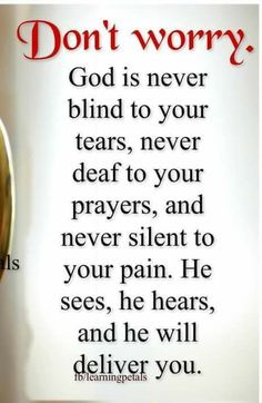 Jesus Christ Quotes:My brothers and sisters in Christ, let us not worry nor faint, when we don't see the mighty hand of God working in our lives right away, concerning those Prayer Scriptures, Faith Prayer, Prayer Quotes, Bible Verses Quotes, Encouragement Quotes, Faith Quotes, Wisdom Quotes, Life Quotes In Hindi, Funny Life Quotes