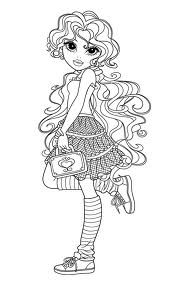 59 Best Coloring Moxie Girlz Images On Pinterest Coloring Pages