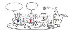 Собрание — стоковая иллюстрация #31444359