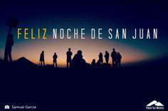 Feliz noche de San Juan