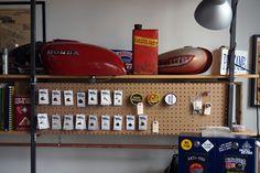 Moto Revere DIY Motorcycle Garage in Toronto   Northern Ontario Travel