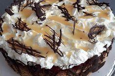 Gewittertorte Thunderstorm of lissa Thunder Cake, Homemade Pancakes, Pancakes Easy, Easy Smoothie Recipes, Snack Recipes, Nutella Cupcakes, Best Pancake Recipe, Chocolate Chip Pancakes, Nutella Recipes