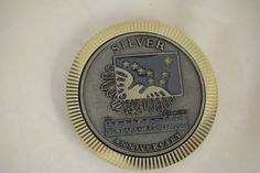 Alaska 1983 1984 25 Year Silver Anniversary of Statehood Vintage Belt Buckle