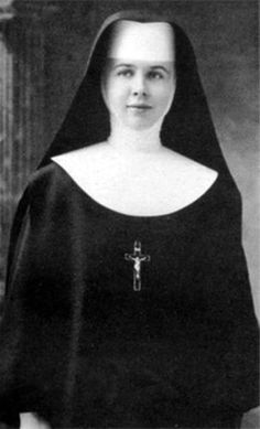 School Sister of St. Francis (Franciscan), Milwaukee, Wisconsin