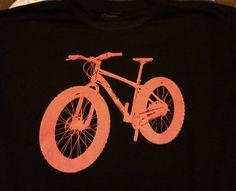 Phatest of the Fat bike shirts by VinylTreeHouse on Etsy