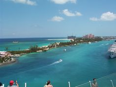 this will be my view come November! =]  Nassau, bahamas