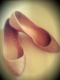 #Cinderella #sparkling #shoes