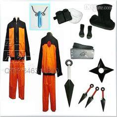 Uzumaki Naruto Cosplay Costume Whole Set from Tbtb,$46.97 | DHgate.com