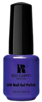 Pin for Later: Match Your Nails to Your Jeans With Beauty's Take on Double Denim Red Carpet Manicure Dark Blue Crème LED Gel Polish Red Carpet Manicure Dark Blue Crème LED Gel Polish (£13)
