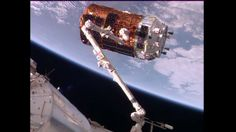 A Japanese cargo ship loaded with nearly four tons of supplies and equipment Loaded has arrived at the International Space Station on Dec. 13 four days after its launch from the Tanegashima Space Center in southern Japan. The HTV-6, or Kounotori, cargo ship, mounted atop a Mitsubishi Heavy Industries H-IIB rocket, completed its rendezvous to …