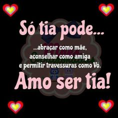 Ser tia a melhor coisa Thoughts, Humor, Cool Stuff, Funny, Quotes, Powerful Quotes, Being Happy, Thinking Of You, I Love You