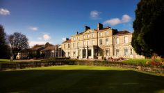 Located in an 18th Century Mansion the Faithlegg House Hotel, #CoWaterford