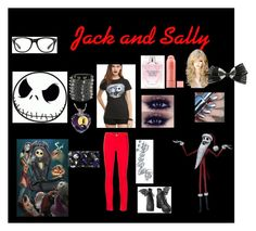 """""""The Nightmare Before Christmas outfit. ^.^"""" by kpop-kittycat ❤ liked on Polyvore featuring Burton, Disney, J Brand, Victoria's Secret, Iron Fist, The Bradford Exchange and Bling Jewelry"""