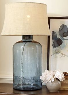 pretty glass table lamp http://rstyle.me/n/jqrezpdpe