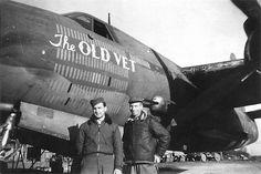 Charles Leja, 452nd Bomb Squadron, 322nd Bomb Group. (RAF Deopham)
