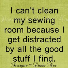 45 Trendy sewing quotes sayings funny fabrics My Sewing Room, Sewing Rooms, Love Sewing, Sewing Art, Sewing Crafts, Sewing Humor, Quilting Quotes, Quilting Ideas, Sewing Hacks