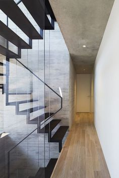 TERMINAL - Picture gallery #architecture #interiordesign #glass #staircase