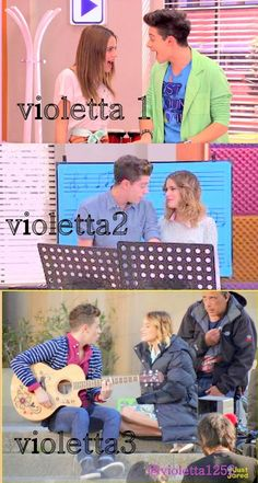 Vilu y Fede. I love them, they are so cute! ❤
