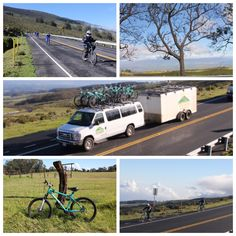 If you have never taken a bike ride down the mountain from Maui's beautiful Haleakala crater, you should really take a look at this trip with Haleakala Bike Company. http://www.tombarefoot.com/info/Coasting_Down_the_Mountain_with_Haleakala_Bike_Company.html