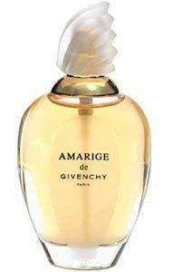 Amarige for Women Gift Set - 1.7 oz EDT Spray + 3.3 oz Body Veil by Givenchy. $208.99. Product DescriptionAmarige was created by Givenchy in 1991 and is recommended for casual wear. This feminine scent possesses a blend of violet, mimosa, soft sweet spices, and orange flowers. Accompanied by fruity notes of fresh citrus, melons, peaches, and plums.
