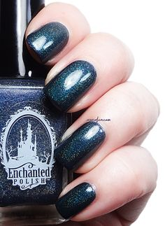 Macro photos do me in... Love this color swatched by xoxoJen: Enchanted Polish January 2014