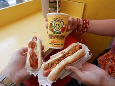 Papaya King,