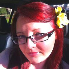 Love red hair!!