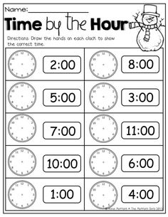 Time by the Hour!: