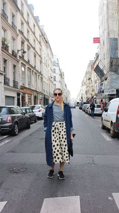 Streetstyle - Paris Fashion Week - ELLE.de