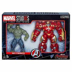 Marvel Legends MCU Studios First Ten Years Hulk Hulkbuster Target Exclusive