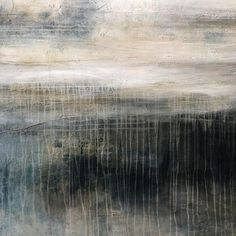 StateoftheART is pleased to offer the original painting, Mists, Original Paintings, French, Abstract, Artist, Artwork, Summary, Work Of Art, French People