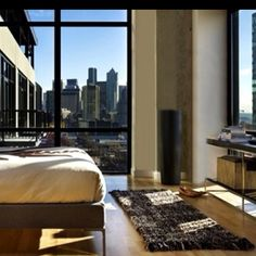 Great city high rise apartment
