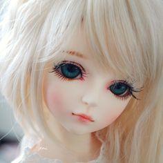 Aimee's eyes #dolls