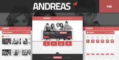 See More Andreas PSD TemplateYes I can say you are on right site we just collected best shopping store that have