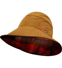 Sinsola Hat Womens Lightweight, sun hat with soft, pliable brim that compresses easily to fit in your pocket