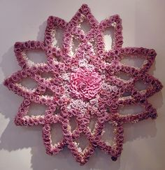 Floral Mosaic Decor