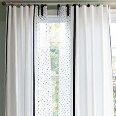 Cute curtain idea