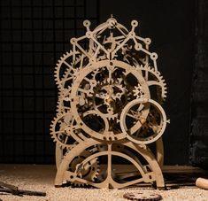 Vous souhaitez un objet original à poser chez vous ? Ou simplement une nouvelle idée de cadeau ? Avez-vous pensé à l'horloge mécanique 3D ? Si la réponse est négative, qu'attendez-vous ? Nous allons découvrir ensemble ce qu'est un puzzle mécanique. Mais également le produit que nous vous proposons. Votre horloge mécanique fera certainement des jaloux. Prêt à vous lancer dans la construction de chef d'œuvre ? Alors, c'est parti !