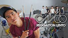 CNCO- Reggaeton Lento   Drum Remix (Cover) Drums, Celebrities, Cover, Reggaeton, Songs, Musica, Celebs, Percussion, Drum