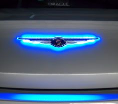 oracle illumintaed emblems chrysler wing http dragonbydesign